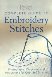 Complete Guide to Embroidery Stitches Pdf Book