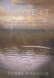 Deceit Book by Clare Francis