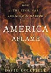 America Aflame: How the Civil War Created a Nation Book by David R. Goldfield