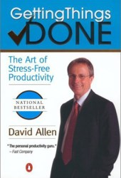 Getting Things Done: The Art of Stress-Free Productivity Book