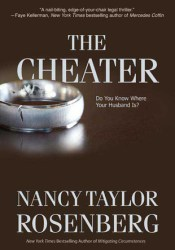 The Cheater (Lily Forrester, #3) Book by Nancy Taylor Rosenberg