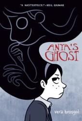 Anya's Ghost Book