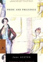 Pride and Prejudice Book by Jane Austen