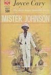 Mister Johnson Book by Joyce Cary