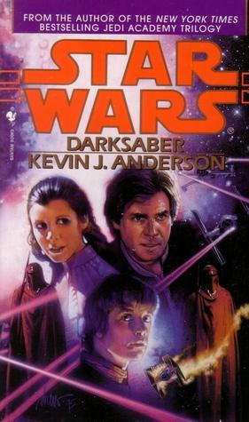 Darksaber by Kevin J. Anderson