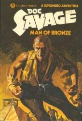 The Man of Bronze (Doc Savage, #1) Book