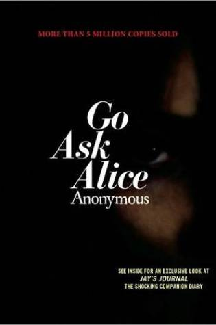 Go Ask Alice PDF Book by Beatrice Sparks, Anonymous PDF ePub