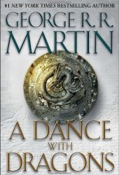 A Dance with Dragons (A Song of Ice and Fire, #5) Book