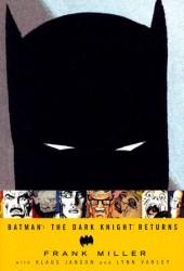 Batman: The Dark Knight Returns Book