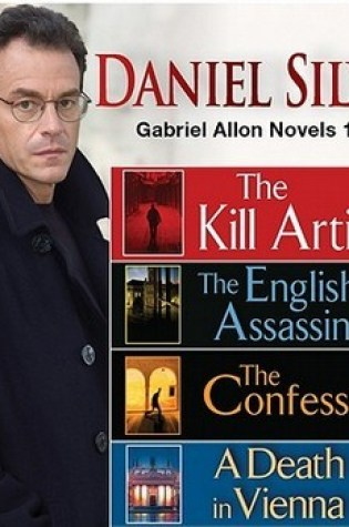 Daniel Silva Gabriel Allon Novels 1-4 (Gabriel Allon, #1-4) PDF Book by Daniel Silva PDF ePub