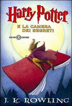 Harry Potter e la camera dei segreti Book Cover