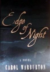 Edge of Night Book by Carol Warburton