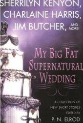 My Big Fat Supernatural Wedding Book
