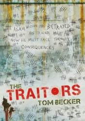 The Traitors Book by Tom Becker
