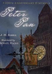 Peter Pan Book by J.M. Barrie