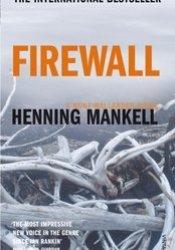 Firewall (Kurt Wallander, #8) Book by Henning Mankell