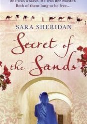 Secret of the Sands Book by Sara Sheridan