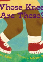 Whose Knees Are These? Book by Jabari Asim