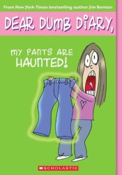 My Pants Are Haunted Book by Jim Benton