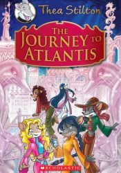 The Journey to Atlantis (Thea Stilton: Special Edition #1) Book by Thea Stilton