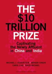 The $10 Trillion Prize: Captivating the Newly Affluent in China and India Book by David    Michael