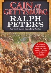 Cain at Gettysburg Book by Ralph Peters
