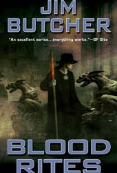 Blood Rites (The Dresden Files, #6) Book