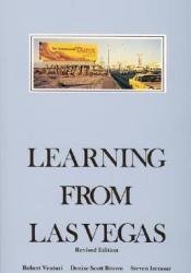 Learning from Las Vegas: The Forgotten Symbolism of Architectural Form Book by Robert Venturi