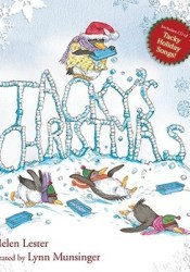 Tacky's Christmas Book by Helen Lester