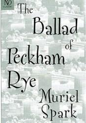 The Ballad of Peckham Rye Book by Muriel Spark