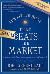 The Little Book That Still Beats the Market Pdf Book