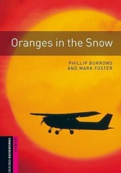 Oranges in the Snow Book by Phillip Burrows