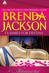 Claimed for Destiny: Jared's Counterfeit Fiancee / The Chase Is On Book by Brenda Jackson