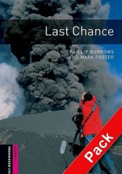 Last Chance Book by Phillip Burrows