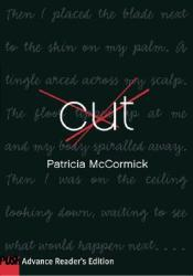 Cut Book by Patricia McCormick