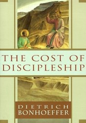 The Cost of Discipleship Book by Dietrich Bonhoeffer