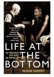 Life at the Bottom: The Worldview That Makes the Underclass Book by Theodore Dalrymple