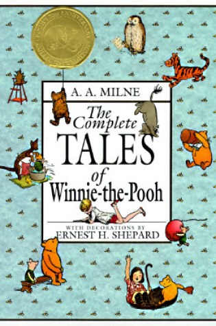 The Complete Tales of Winnie-the-Pooh PDF Book by A.A. Milne PDF ePub