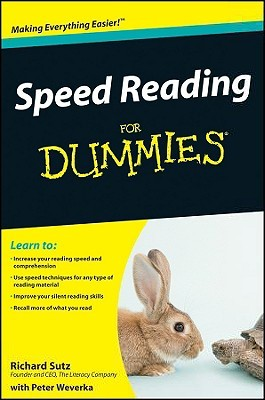 Download Speed Reading For Dummies