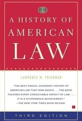 A History of American Law Book