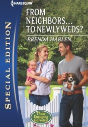 From Neighbors...to Newlyweds? Book by Brenda Harlen