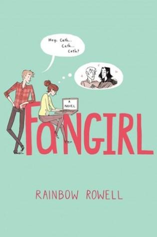 Fangirl PDF Book by Rainbow Rowell PDF ePub