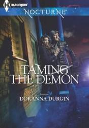 Taming the Demon (Demon Blade #1) Book by Doranna Durgin