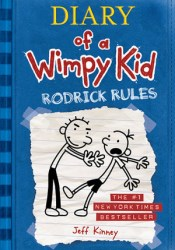 Rodrick Rules (Diary of a Wimpy Kid, #2) Book by Jeff Kinney