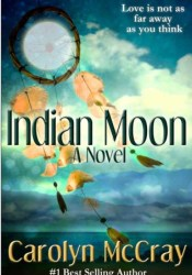 Indian Moon Book by Carolyn McCray