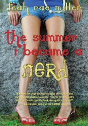 The Summer I Became a Nerd (Nerd, #1) Book by Leah Rae Miller