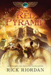 The Red Pyramid (The Kane Chronicles, #1) Book