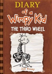 The Third Wheel (Diary of a Wimpy Kid, #7) Book by Jeff Kinney