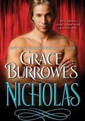 Nicholas: Lord of Secrets (Lonely Lords, #2) Book by Grace Burrowes