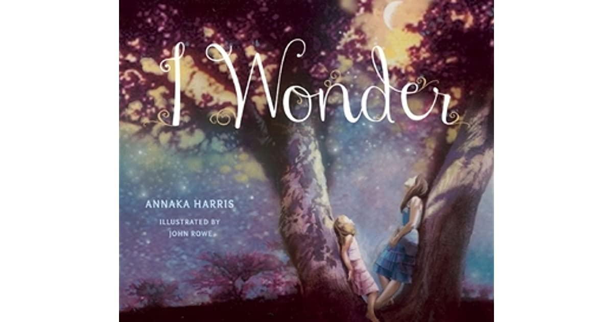 I Wonder By Annaka Harris Reviews Discussion Bookclubs